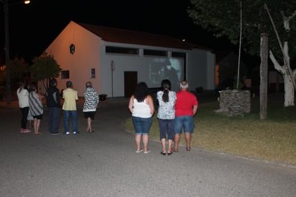 2014-08-20, Largo Chão da Eira, Concavada - Cinema na Aldeia da Concavada